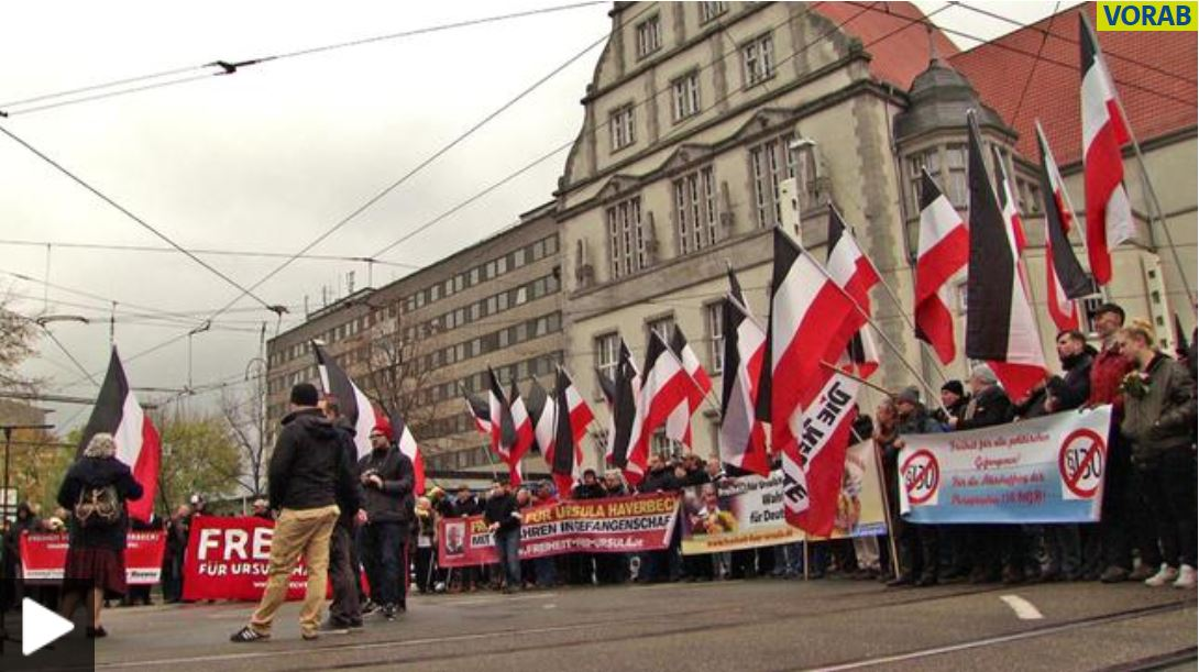 ARD-Doku: Rechte Gewalt - Der schwache Staat
