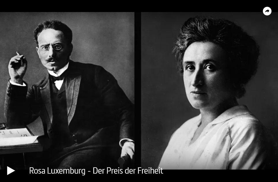 ARTE-Doku: Rosa Luxemburg - Der Preis der Freiheit