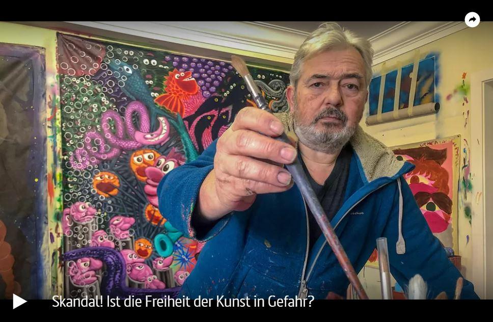 ARTE-Doku: Skandal! Ist die Freiheit der Kunst in Gefahr?