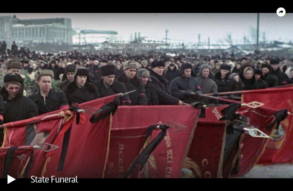 ARTE-Doku: State Funeral