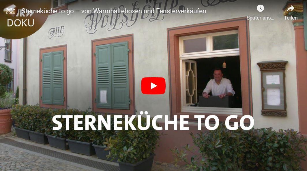 SWR-Doku: Sterneküche to go – von Warmhalteboxen und Fensterverkäufen