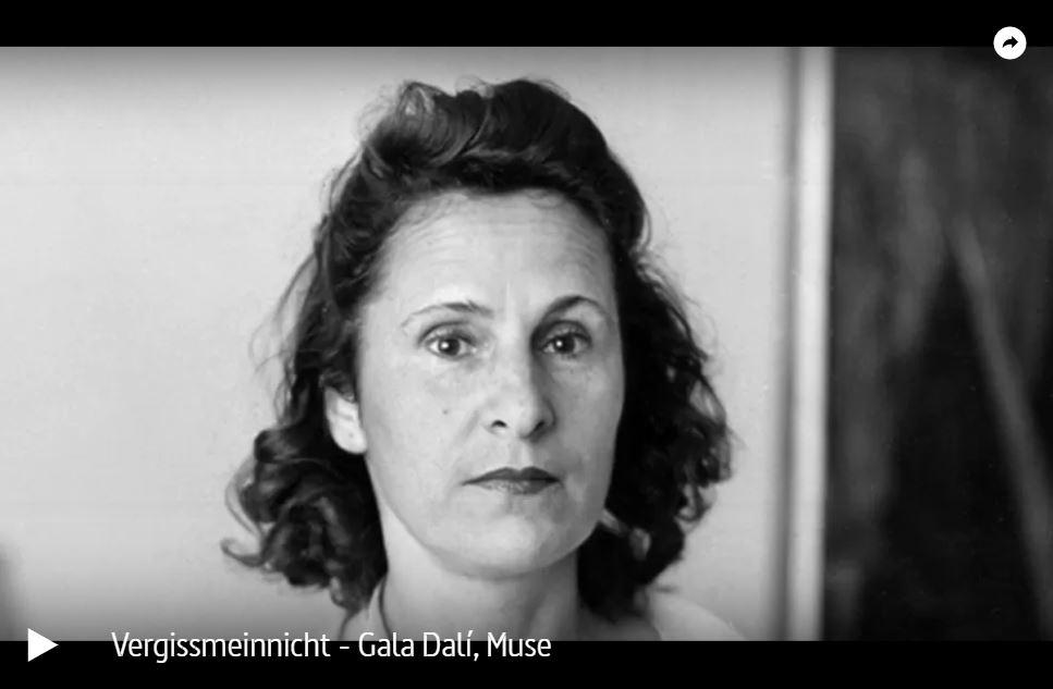 ARTE-Doku: Vergissmeinnicht - Gala Dalí, Muse