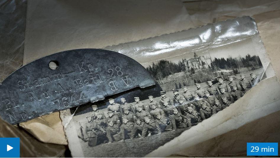 MDR-Doku: Verscharrt, entdeckt und heimgekehrt - Auf der Suche nach vermissten Soldaten