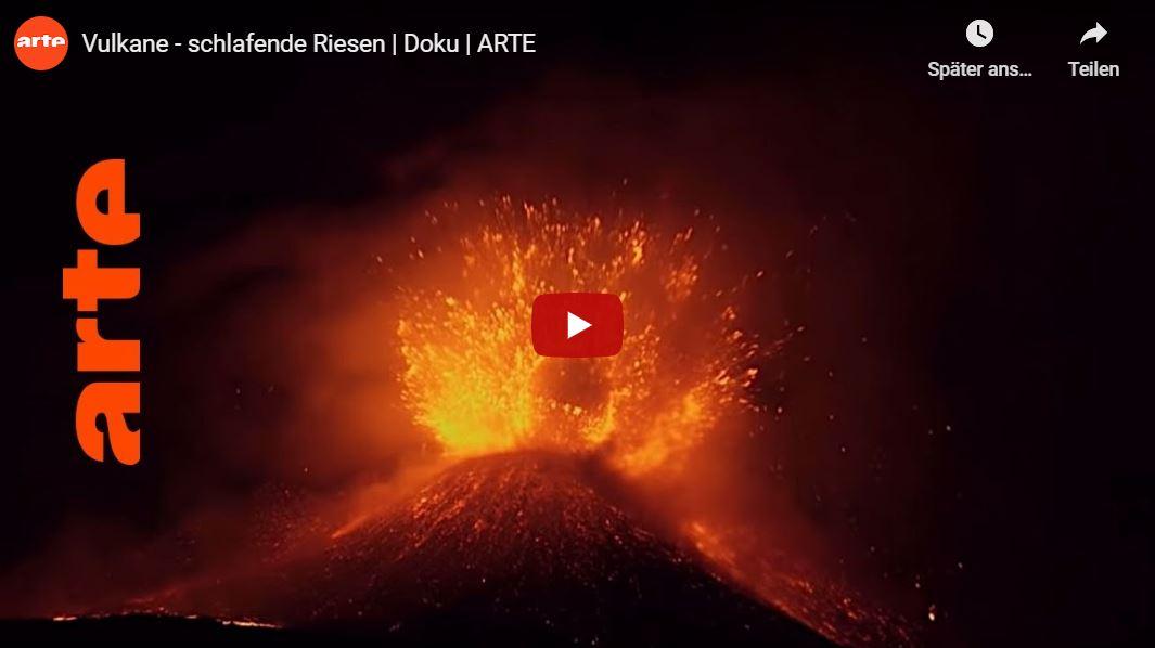 ARTE-Doku: Schlafende Riesen - Die Macht der Vulkane