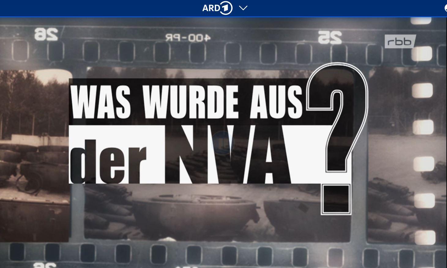 RBB-Doku: Was wurde aus der NVA?