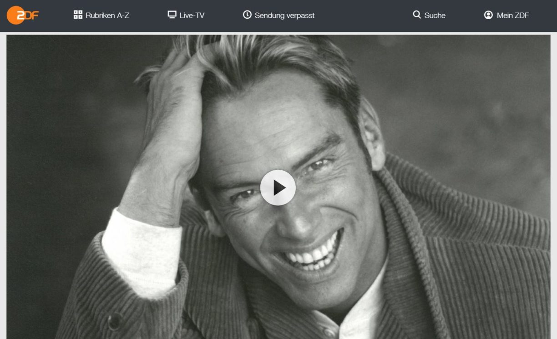 ZDF-Doku: Die Joop-Story