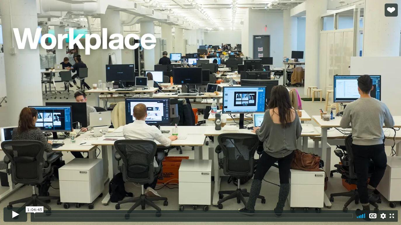 Gary Hustwit: Workplace