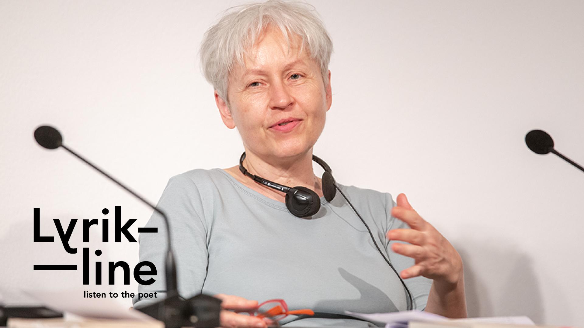 Gedichte lesen mit … Ulrike Draesner