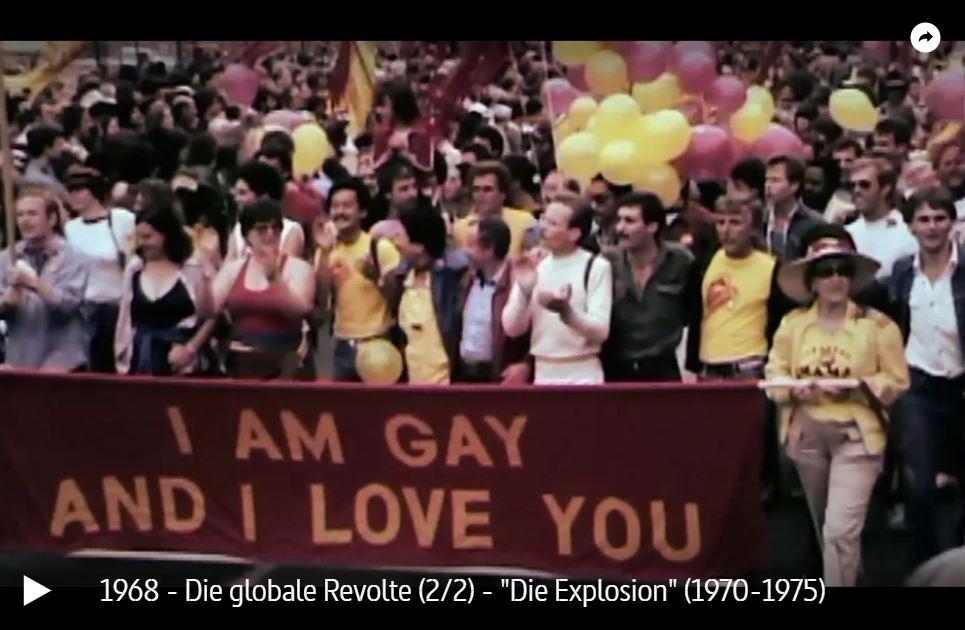 ARTE-Doku: 1968 - Die globale Revolte (2 Teile)