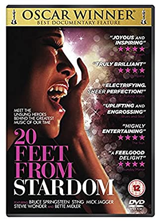 Morgan Neville: 20 Feet from Stardom (DVD, 2014)