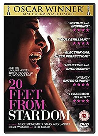 Morgan Neville: 20 Feet from Stardom (DVD, 2014)
