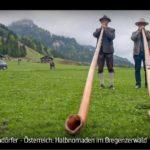 ARTE-Doku: Alpendörfer - Altes Wissen und neue Perspektiven (5 Teile)