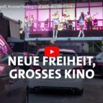 SWR-Doku: Autokino ganz groß - Konzertfeeling mal anders