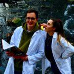 Johannes Kasper und Chiara Obst: In »ObstKasper« sprechen wir über Themen zum Nachdenken