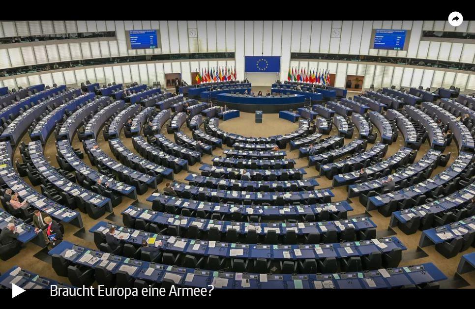 ARTE-Doku: Braucht Europa eine Armee?