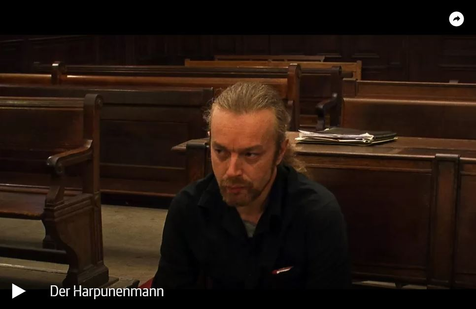 ARTE-Doku: Der Harpunenmann