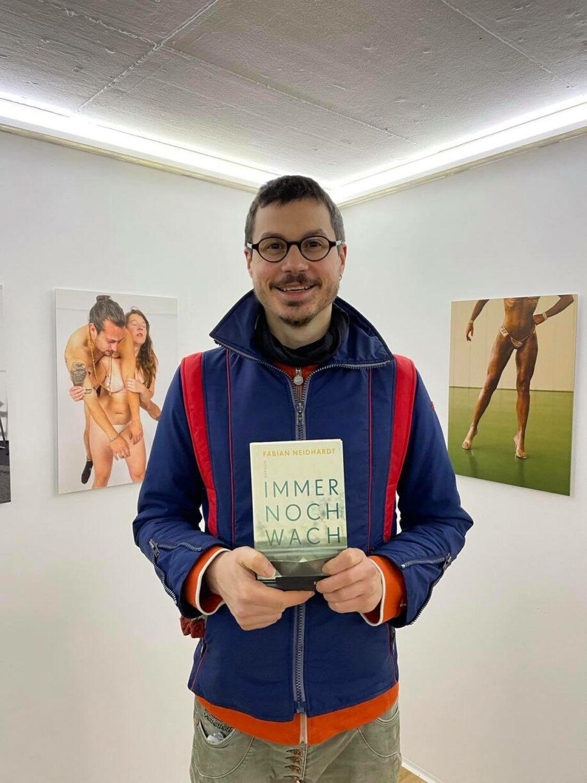 Fabian Neidhardt: Ich erzähle Geschichten und helfe anderen, ihre zu erzählen