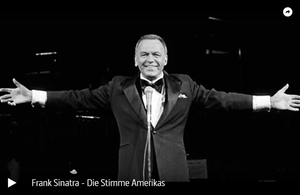 ARTE-Doku: Frank Sinatra - Die Stimme Amerikas