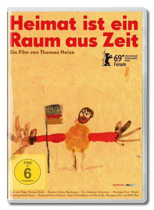 Thomas Heise: Heimat ist ein Raum aus Zeit (DVD, 2020)