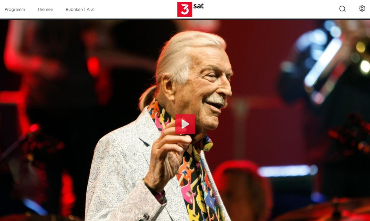 3sat-Doku: James Last - Mit Happy Music um die Welt