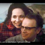 ARTE-Doku: Lachen, um zu überleben. Ephraim Kishon