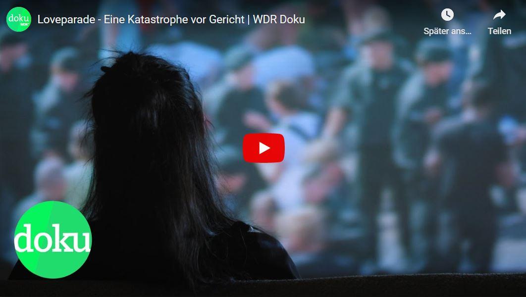 WDR-Doku: Loveparade - Eine Katastrophe vor Gericht
