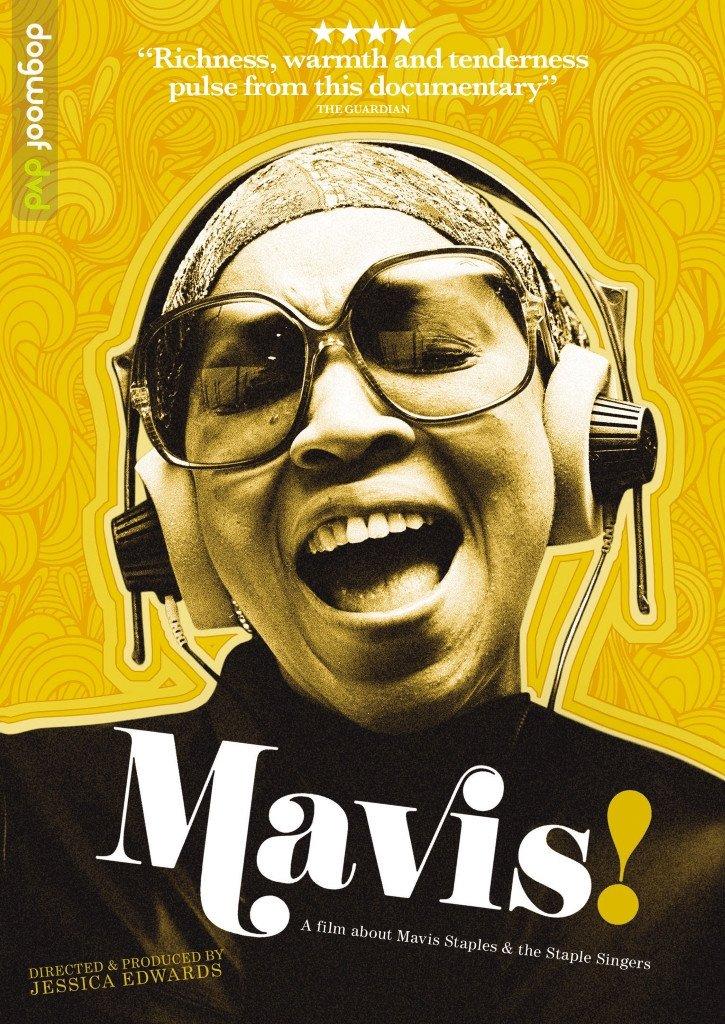 Jessica Edwards: Mavis! (DVD, 2016)