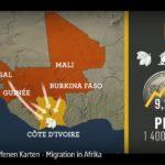 ARTE: Migration in Afrika | Mit offenen Karten