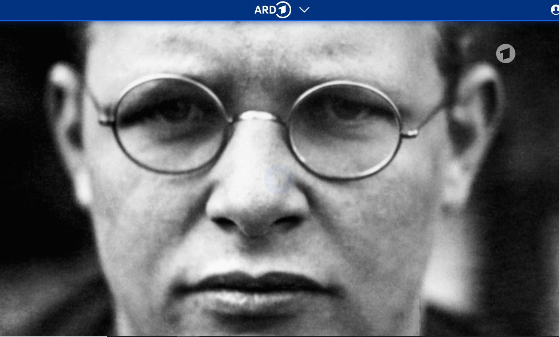 ARD-Doku: Mit Gott gegen Hitler - Bonhoeffer und der christliche Widerstand