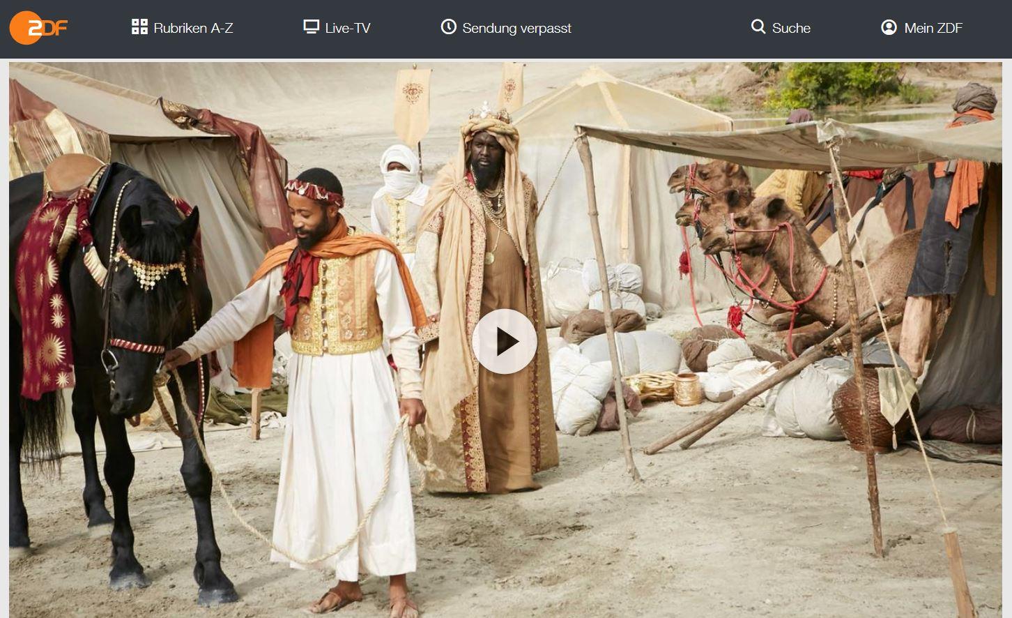 ZDF-Doku: Mythos Gold (2 Teile)