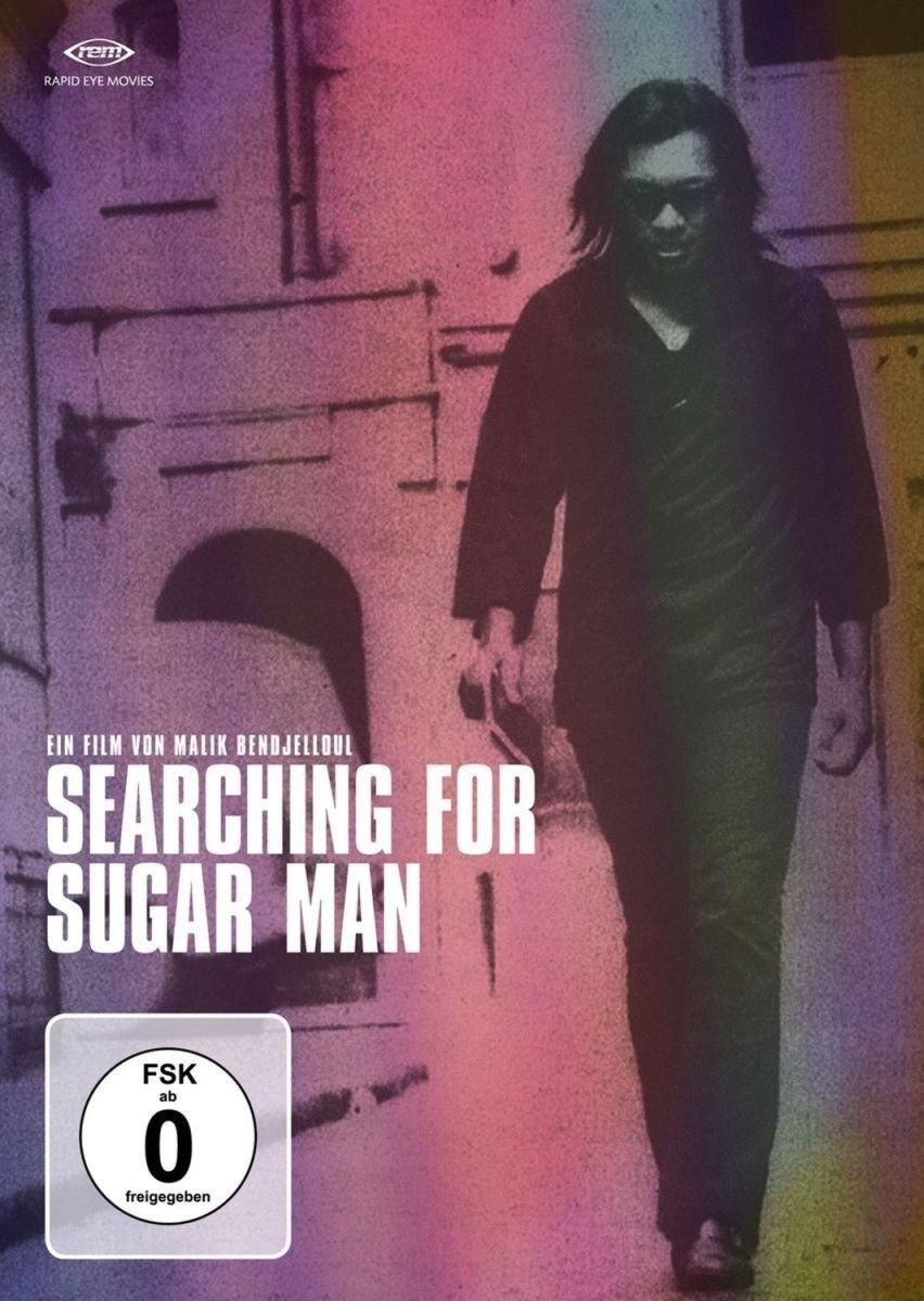 Malik Bendjelloul: Searching For Sugar Man (DVD, 2013)