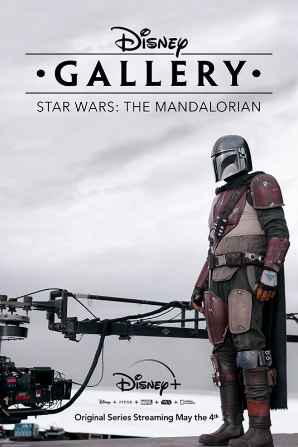 Disney+: Star Wars - The Mandalorian | Disney Gallery