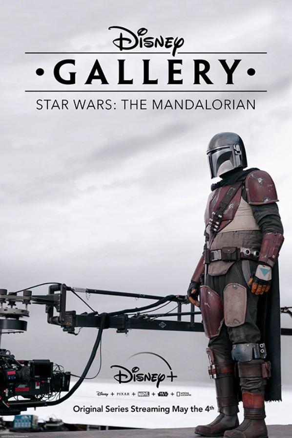 Disney+: Star Wars - The Mandalorian | Disney Gallery