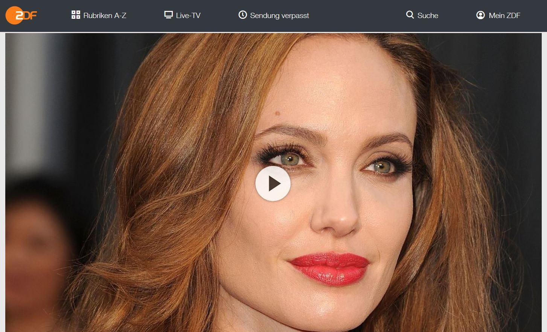 ZDF-Doku: The True Story of Angelina Jolie