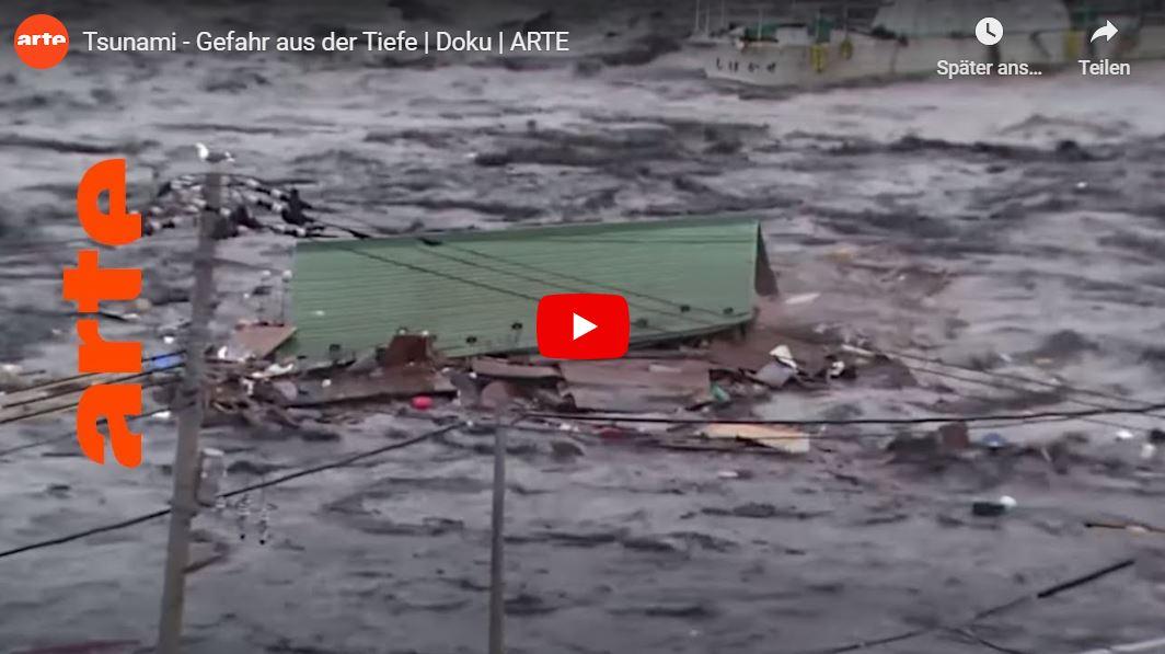 ARTE-Doku: Tsunami - Gefahr aus der Tiefe