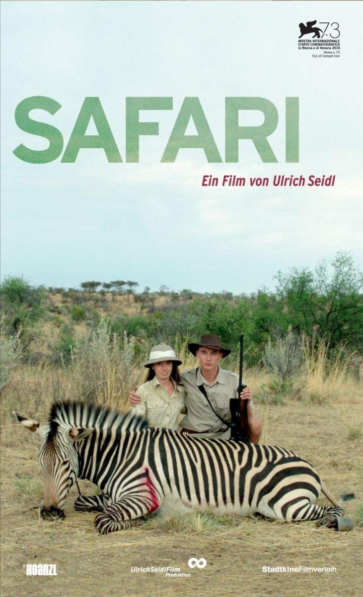 Ulrich Seidl: Safari (DVD, 2017)