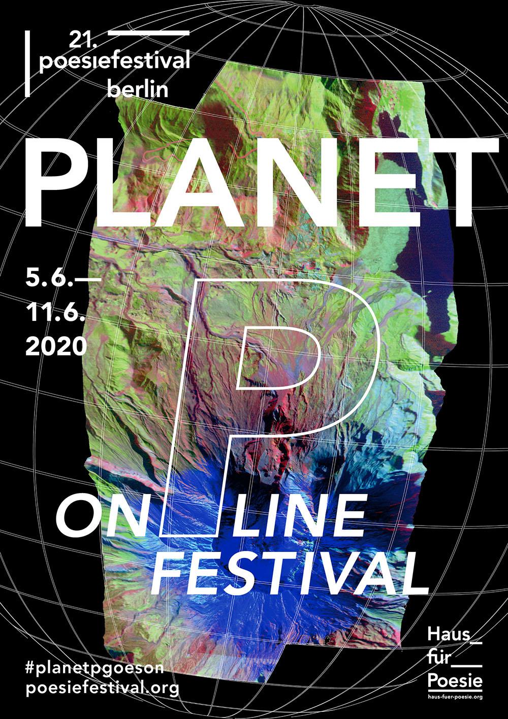 21. poesiefestival berlin 2020 online