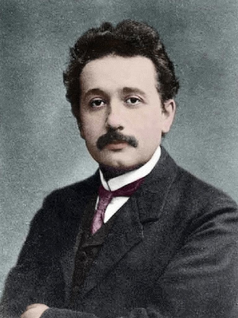 Albert Einstein, early 1900's
