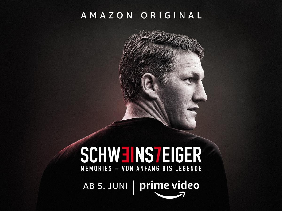 Prime Video: SCHWEINSTEIGER Memories - Von Anfang bis Legende