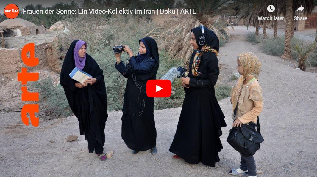 ARTE-Doku: Frauen der Sonne - Ein Video-Kollektiv im Iran