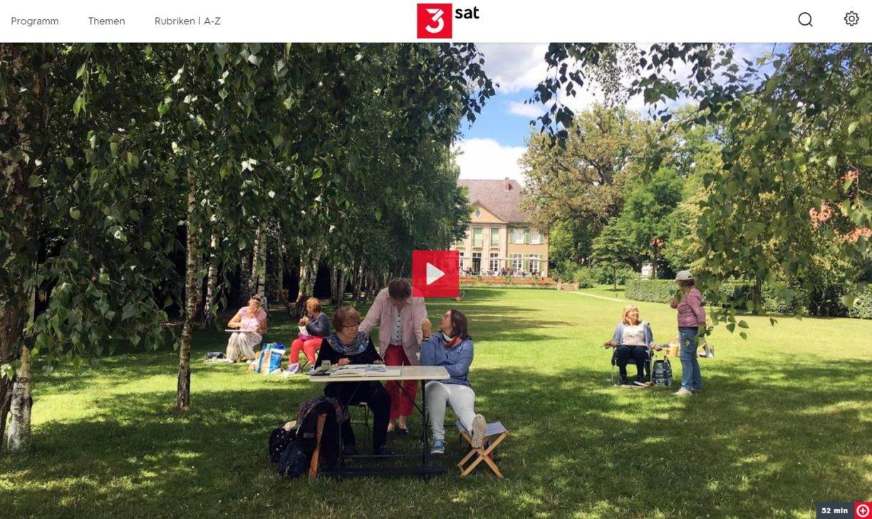 3sat-Doku: Max Liebermann - Der Weg in die Moderne