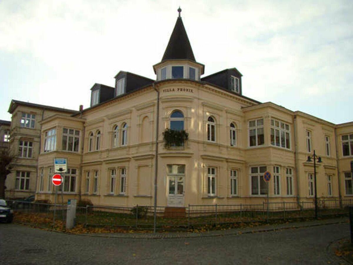 Tipp von Leander Wattig für Ahlbeck, Usedom: Villa Phoenix