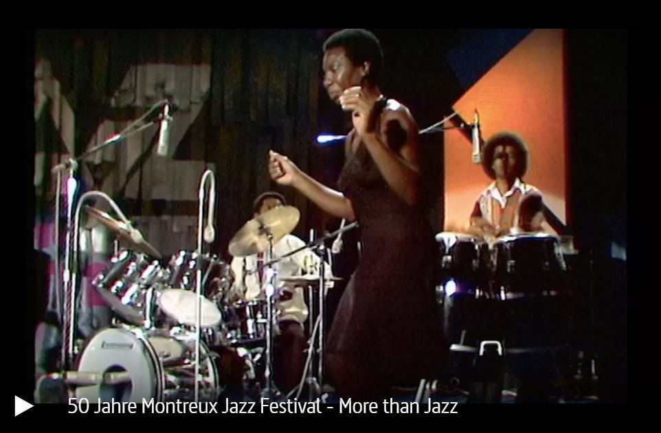 ARTE-Doku: 50 Jahre Montreux Jazz Festival - More than Jazz