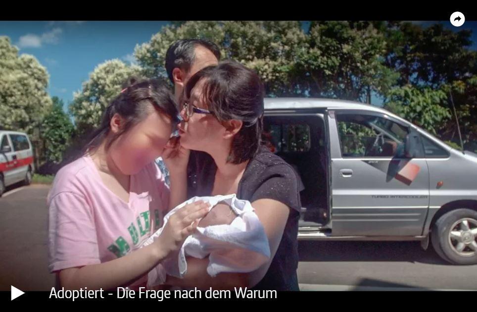 ARTE-Doku: Adoptiert - Die Frage nach dem Warum