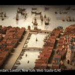 ARTE-Doku: Amsterdam, London, New York - Geschichte dreier Weltstädte (4 Teile)