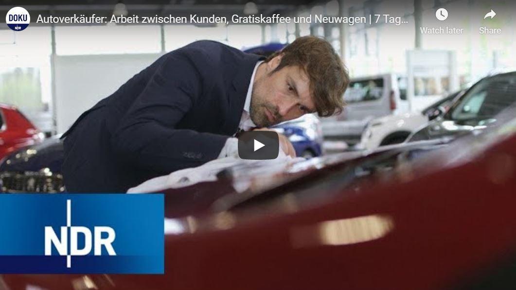 NDR-Doku: Autoverkäufer - Das Image mies, der Job hart | 7 Tage