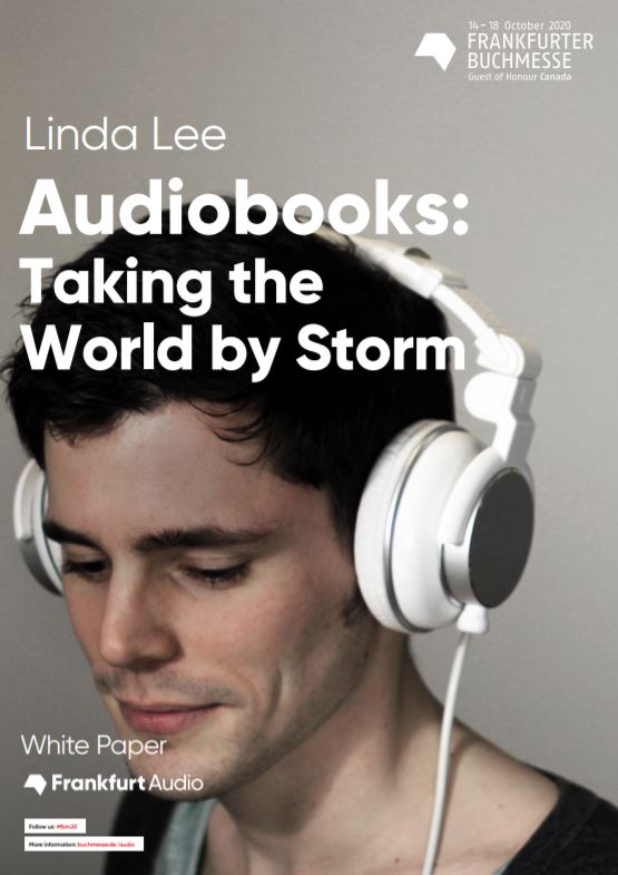 »Audiobooks: Taking the World by Storm« (Linda Lee / Frankfurter Buchmesse, 2020)