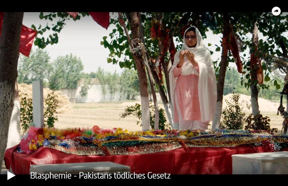 ZDF-Doku: Blasphemie - Pakistans tödliches Gesetz