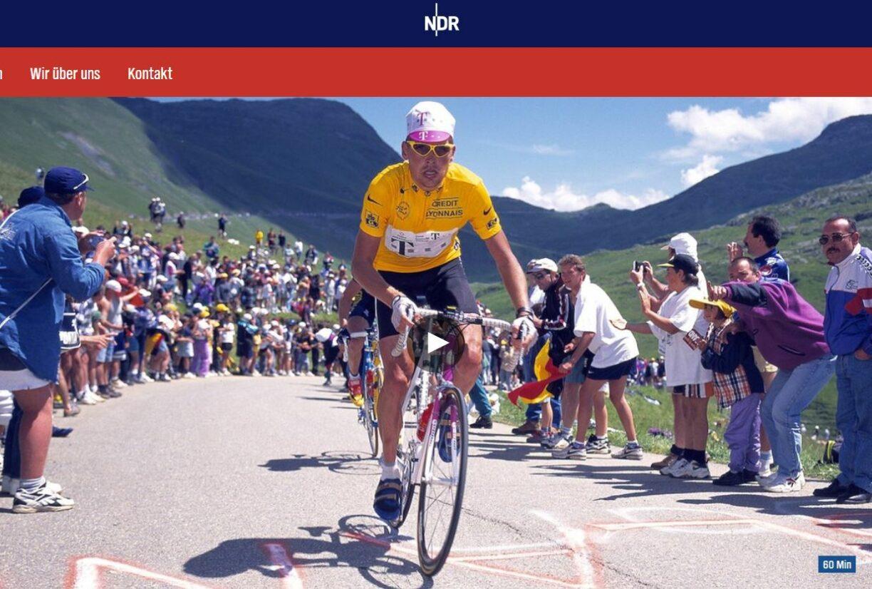 NDR-Doku: Deutschland. (K)ein Sommermärchen - Die Tour de France '97