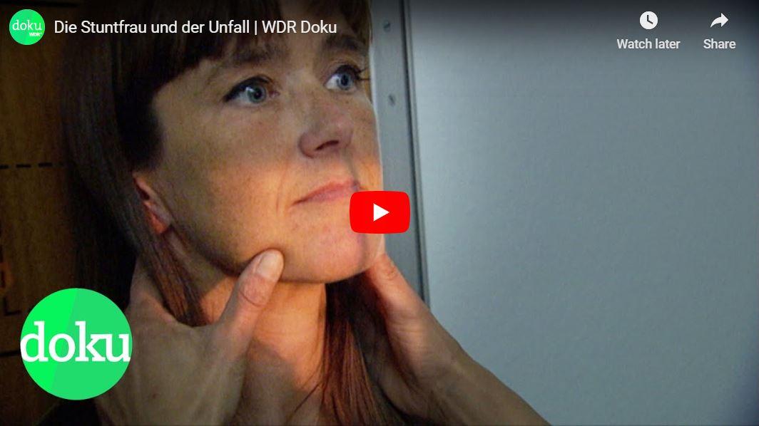 WDR-Doku: Diana Pakroppa - Die Stuntfrau und der Unfall